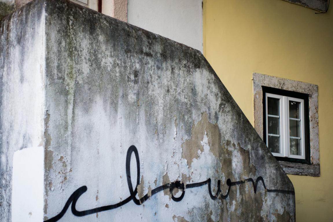 clown Lisboa Lisbon Lissabon Portugal Blog | unephotodeceline