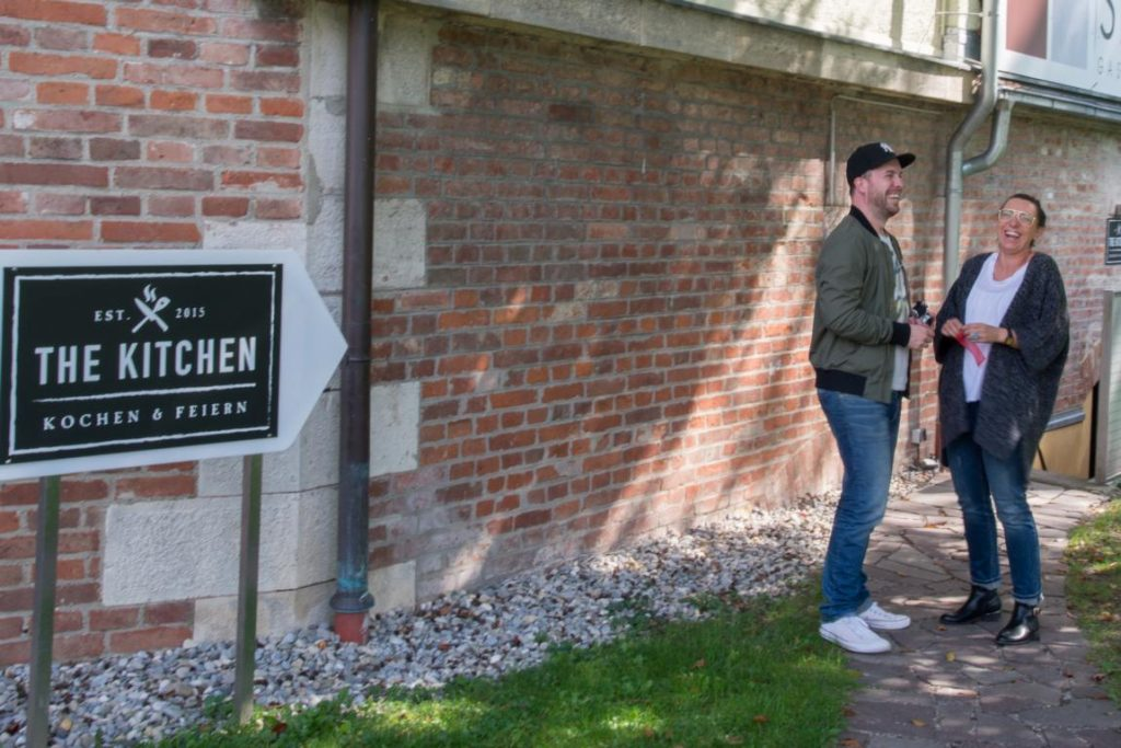Bloggertreffen Ulm The Kitchen 2017