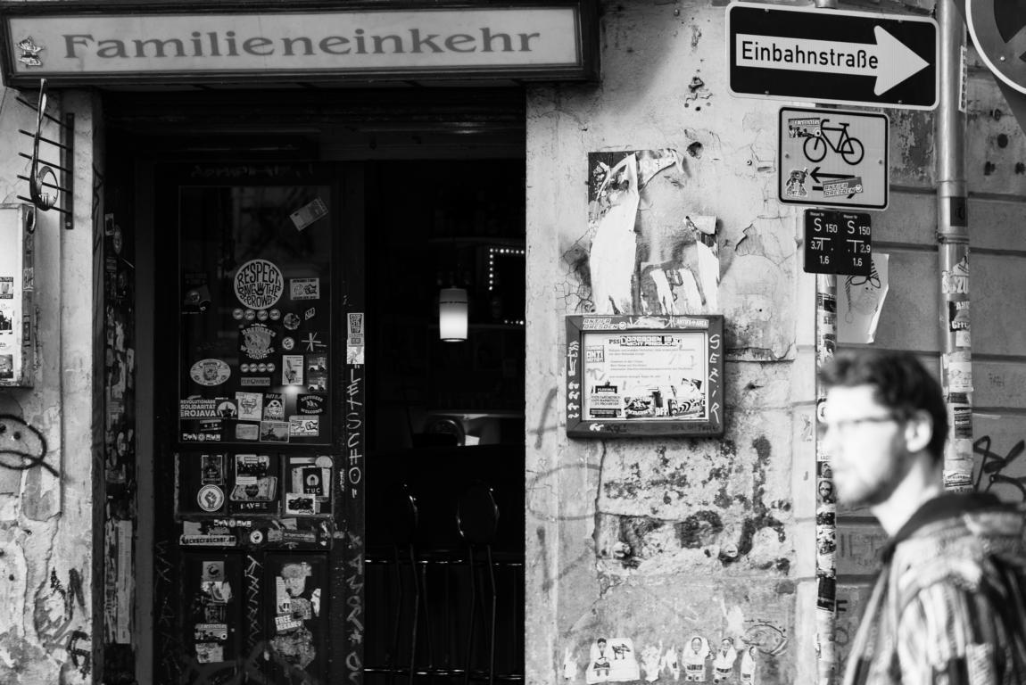 Familieneinkehr, Neustadt, Wochenendausflug, Trip, Dresden | unephotodeceline