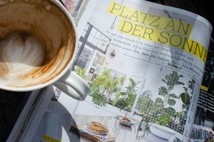 Café Test Ulm Blog Serie coffeehäusle DaVina unephotodeceline