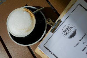Café Test Ulm Blog Serie coffeehäusle Herr Berger unephotodeceline