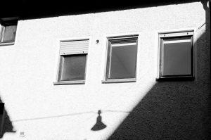 Straßenbeleuchtung Schatten unephotodeceline