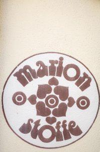 Marion Stoffe Logo unephotodeceline