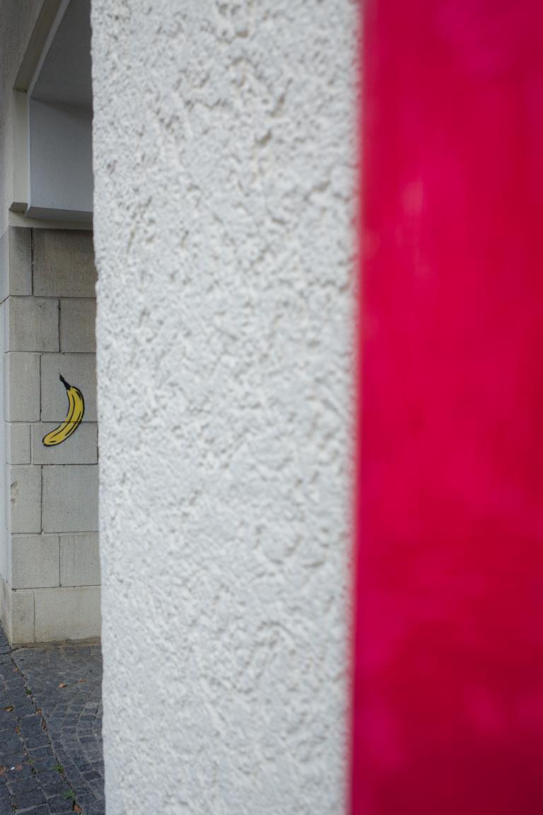 Banane Baumgärtl Ulm street photography Blog unephotodeceline