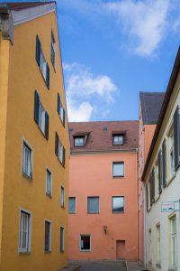Taubenplätzle bunt Ulm street photography Blog unephotodeceline