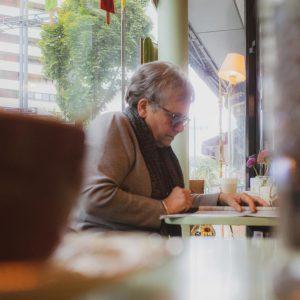 Gast Café Test Ulm Blog Serie coffeehäusle Naschkatze unephotodeceline