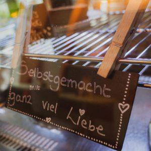 Kuchentheke Café Test Ulm Blog Serie coffeehäusle Naschkatze unephotodeceline