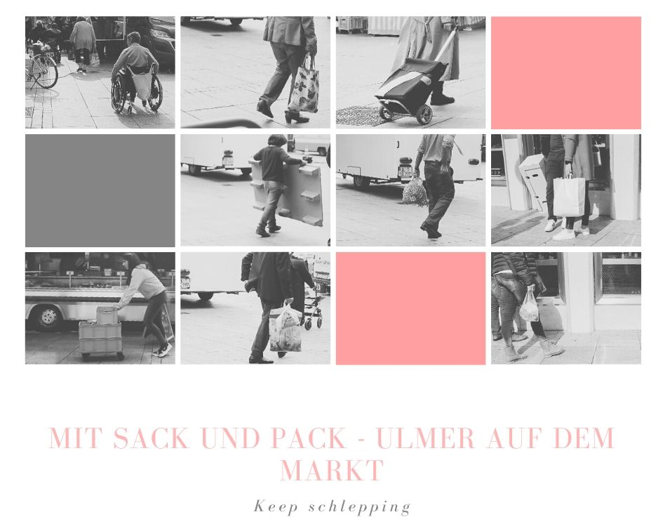 Sack und Pack Markt Markttag einkaufen Ulm unephotodeceline