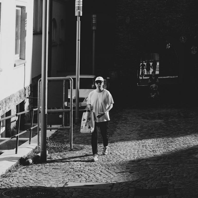 Ulm street photography Blog unephotodeceline
