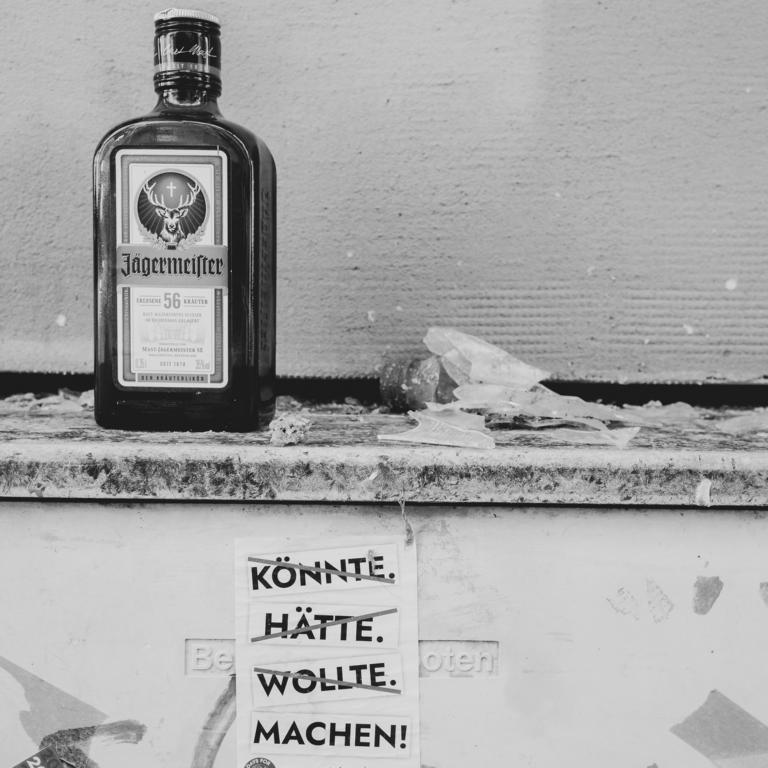 einfach machen Ulm street photography Blog unephotodeceline