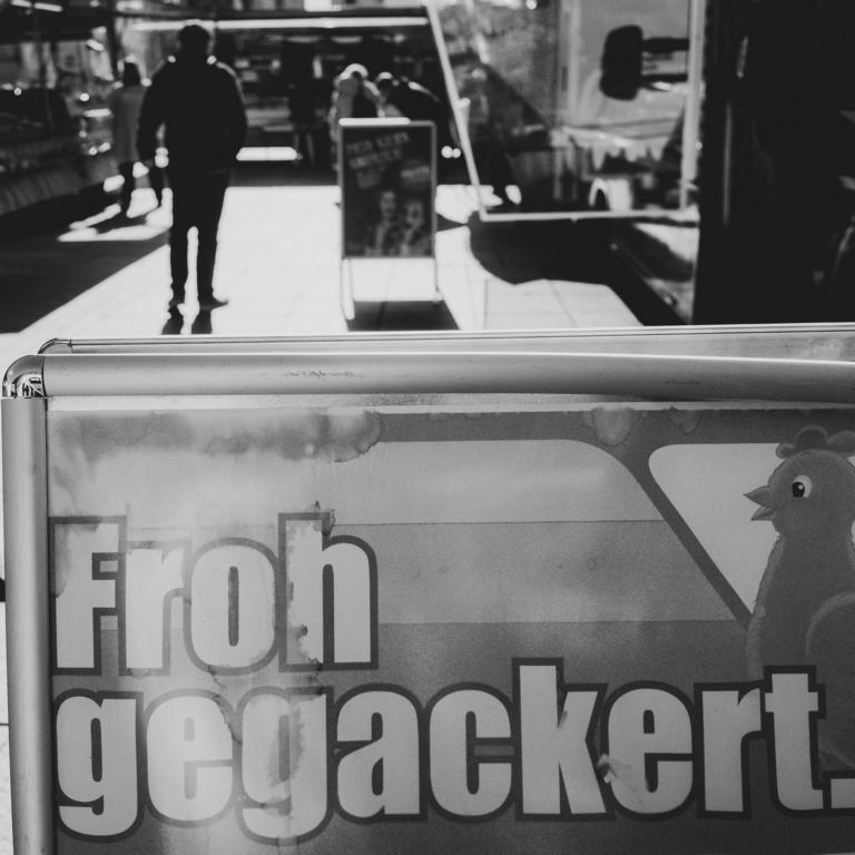 Eier Markt Ulm street photography Blog unephotodeceline