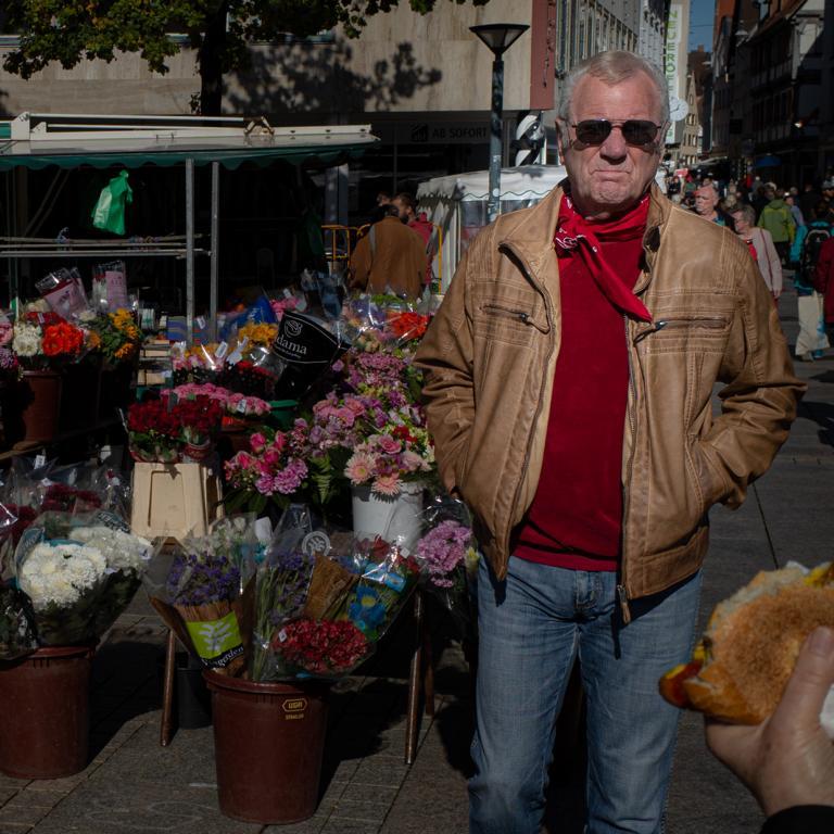 Markt Ulm street photography Blog unephotodeceline
