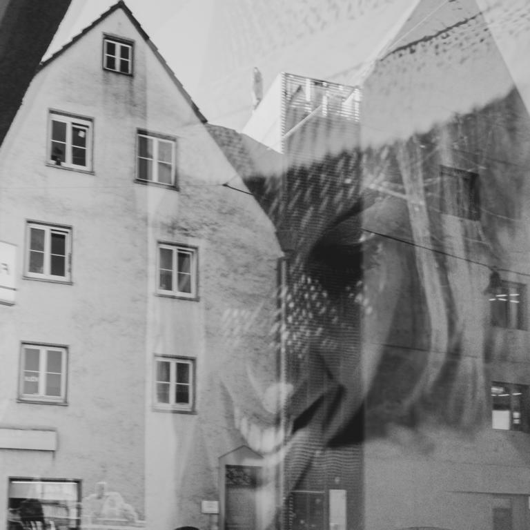 smiling houses Ulm street photography Blog unephotodeceline