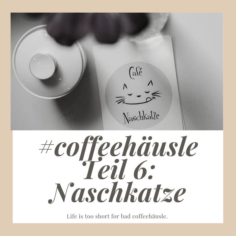 Café Test Ulm Blog Serie coffeehäusle Naschkatze unephotodeceline