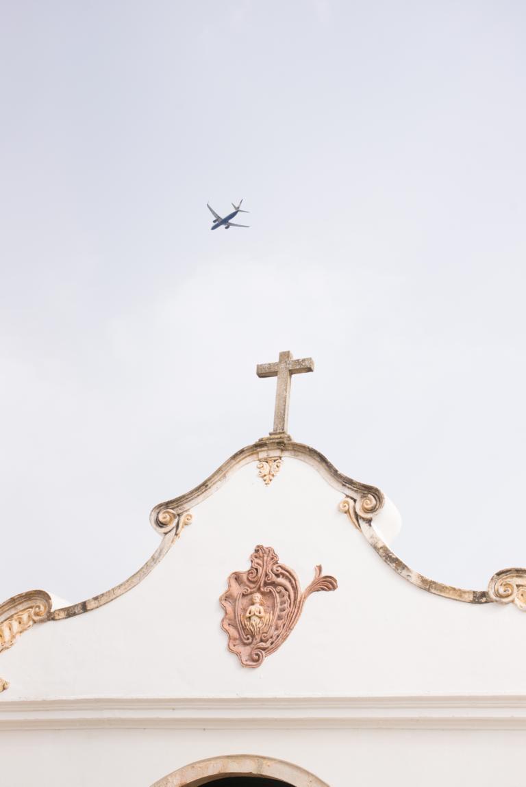 airplane Faro Portugal Algarve Blog | unephotodeceline
