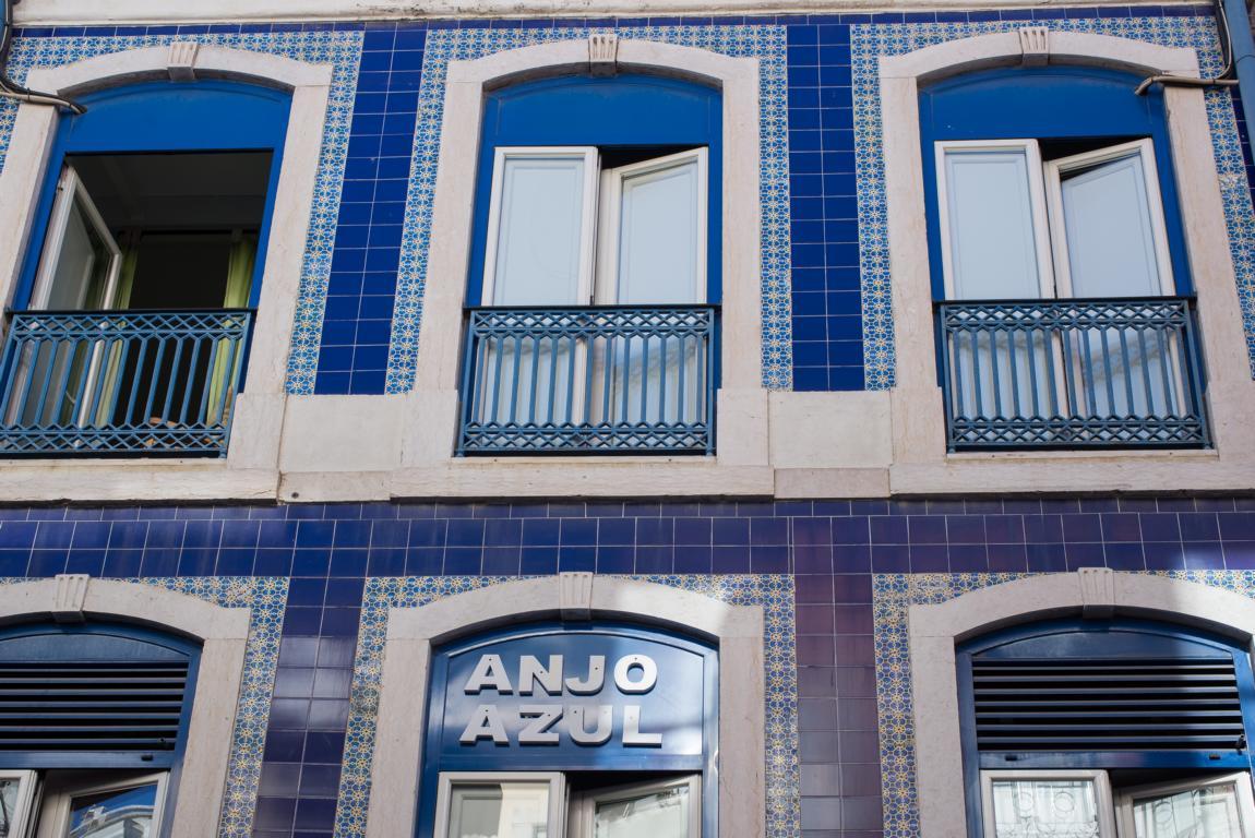 azul Lisboa Lisbon Lissabon Portugal Blog | unephotodeceline