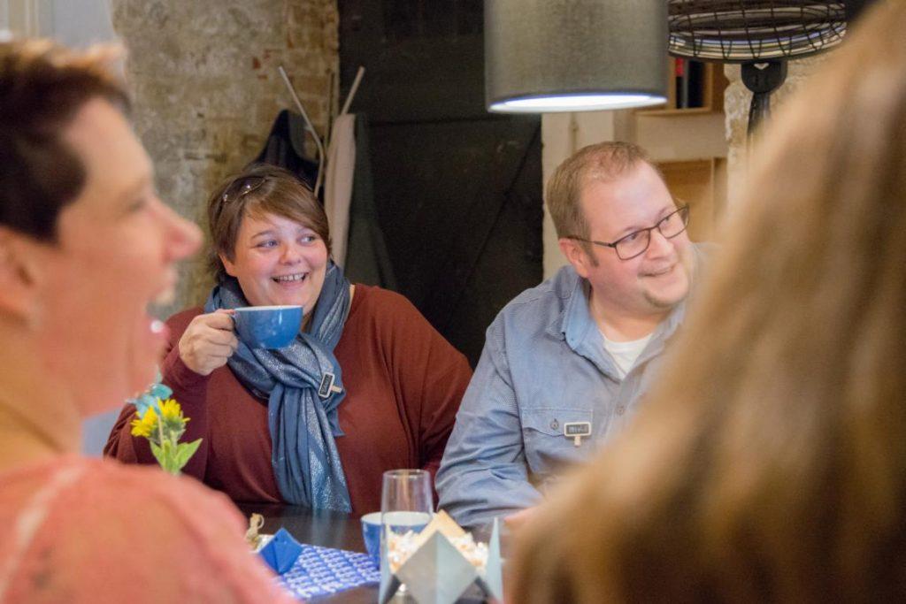 Bloggertreffen Ulm The Kitchen 2017