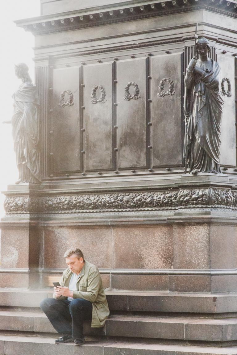 mobile monument, Wochenendausflug, Trip, Dresden | unephotodeceline